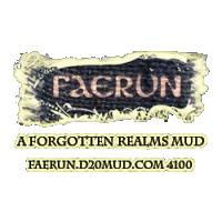 Faerun: A Forgotten Realms MUD