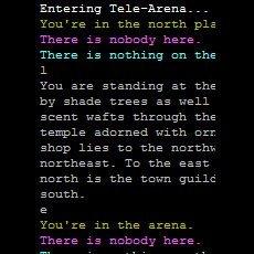Java Tele-Arena